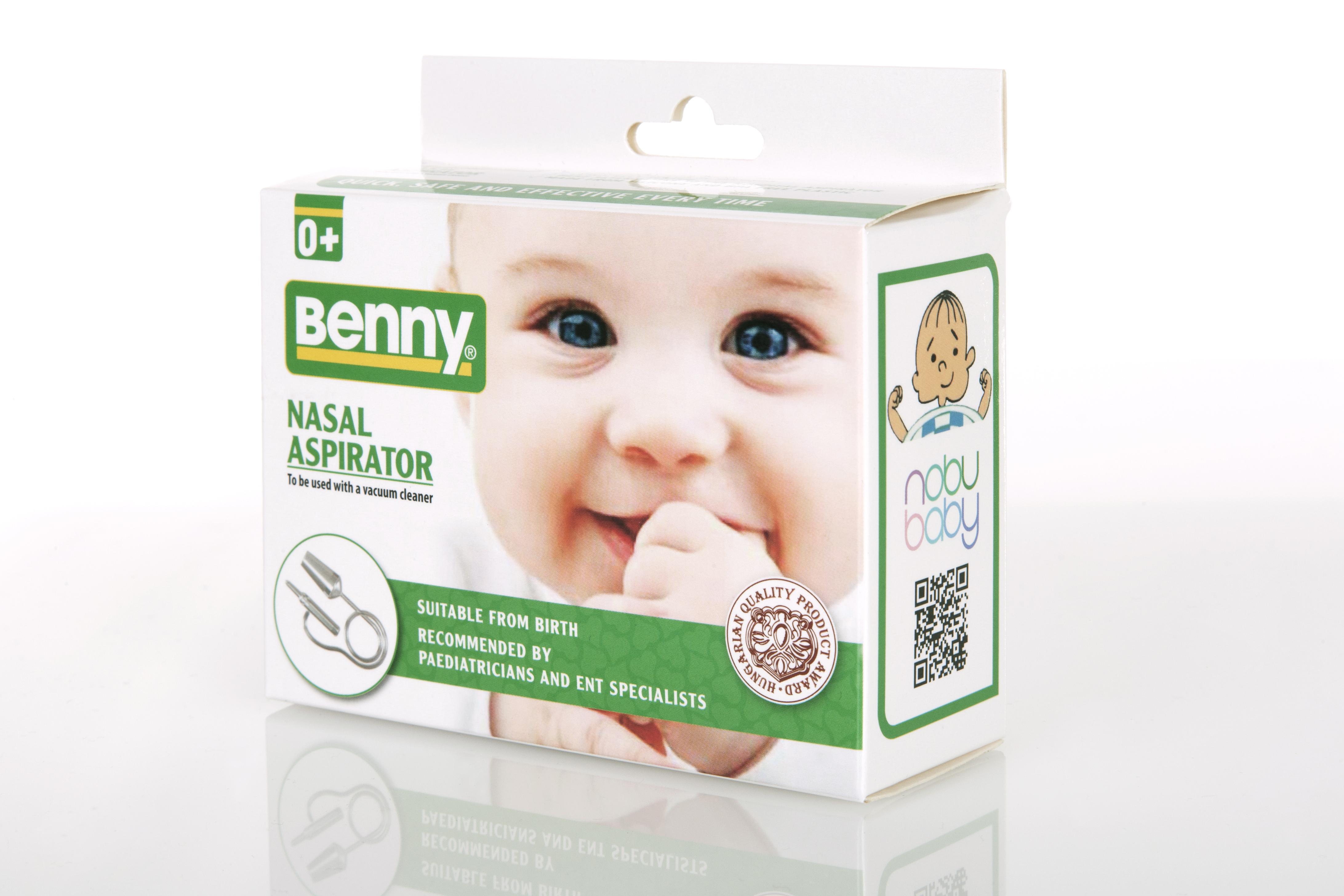 Benny Nasal Aspirator Nobu Baby